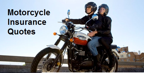 Compare Motorcycle Insurance Quotes For The Best Possible