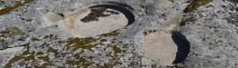 Ahninnensteine, Laxe das Rodas, Galizien