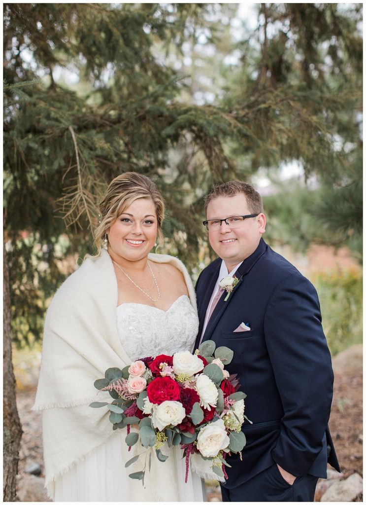 Pine Peaks Event Center Wedding
