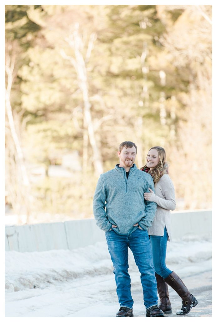 A Northern Minnesota Winter Engagement Session by Kirsten Shelton. Click here to see more images from this session.