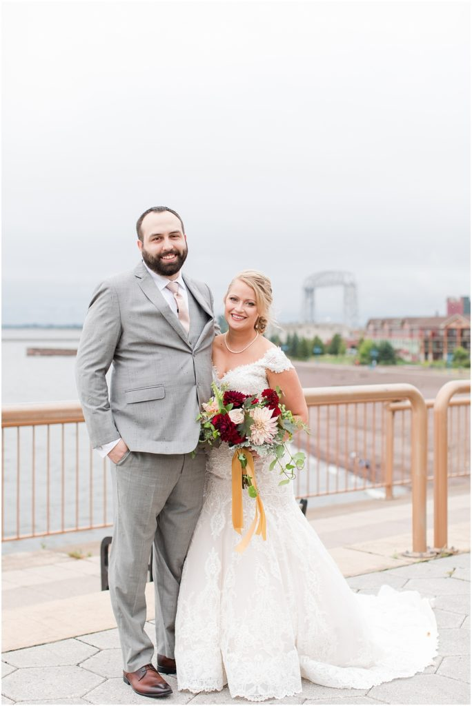 A Greysolon Ballroom Wedding in Duluth Minnesota. Click here to view more images from this beautiful wedding!