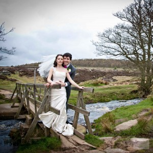 Inaki&Emma Peak District Sheffield Wedding