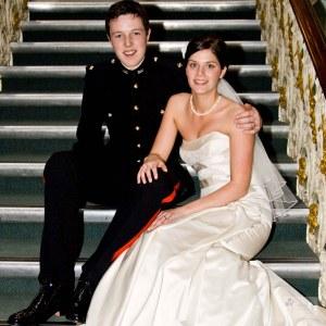 Julia&Barnaby Military Wedding