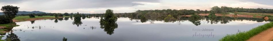 Landscape The Dam