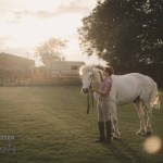 Derbyshire, horse, horse riding, sunset
