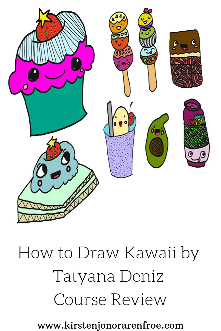 kawaii, kawaii drawing, drawing, artist, artists, sketch, how to draw kawaii, tatyana deniz