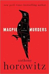 Magpie Murders A Novel, Anthony Horowitz, January 2021 Book Haul, Book Haul, Kindle, Kindle Paperwhite, Amazon Kindle Books, Haul, Reading, Books, Cozy, Hygge, Read, Kirsten Jonora Renfroe, January 2021 Book Haul, Books