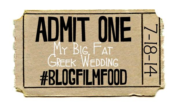 blogfilmfood my big fat Greek Wedding