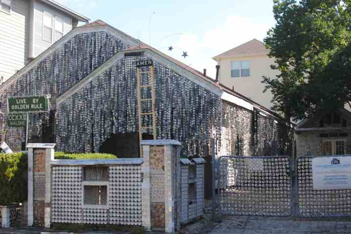 Houston Beer Can House