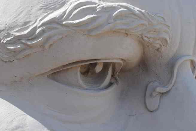 A great spot to visit in Houston: the Adickes Sculpturworx Studio.