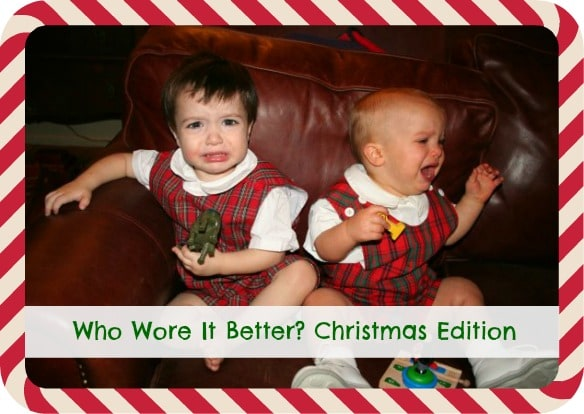 Fashion faux pas: unavoidable at Christmas. #shop #Motherfunny
