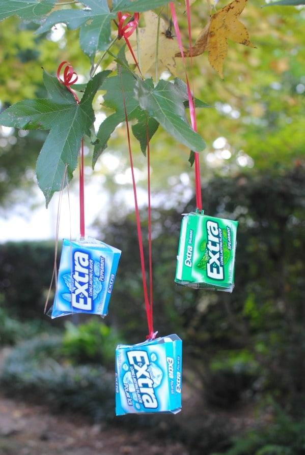 Gum on a gum tree. Genius! #shop