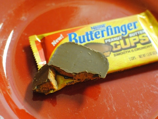 New Butterfinger Cups--creamy and delicious. #thatnewcrush #cbias #shop