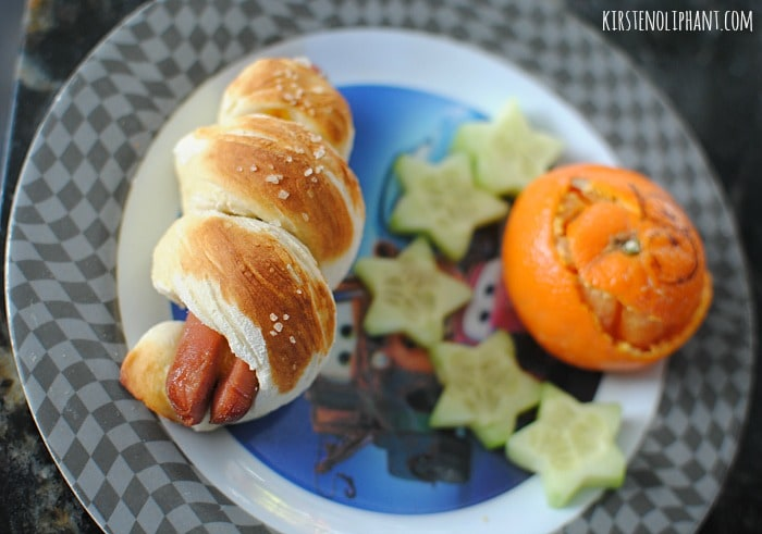 Cheesy pretzel dogs are a treat your whole family will love!