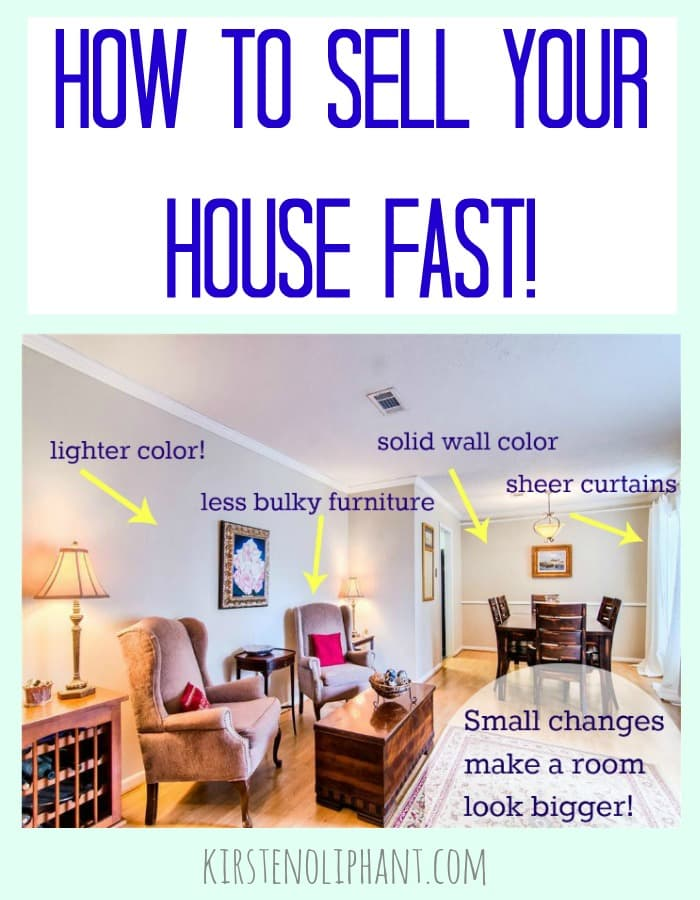 Tips To Sell Your House Fast Kirsten Oliphant