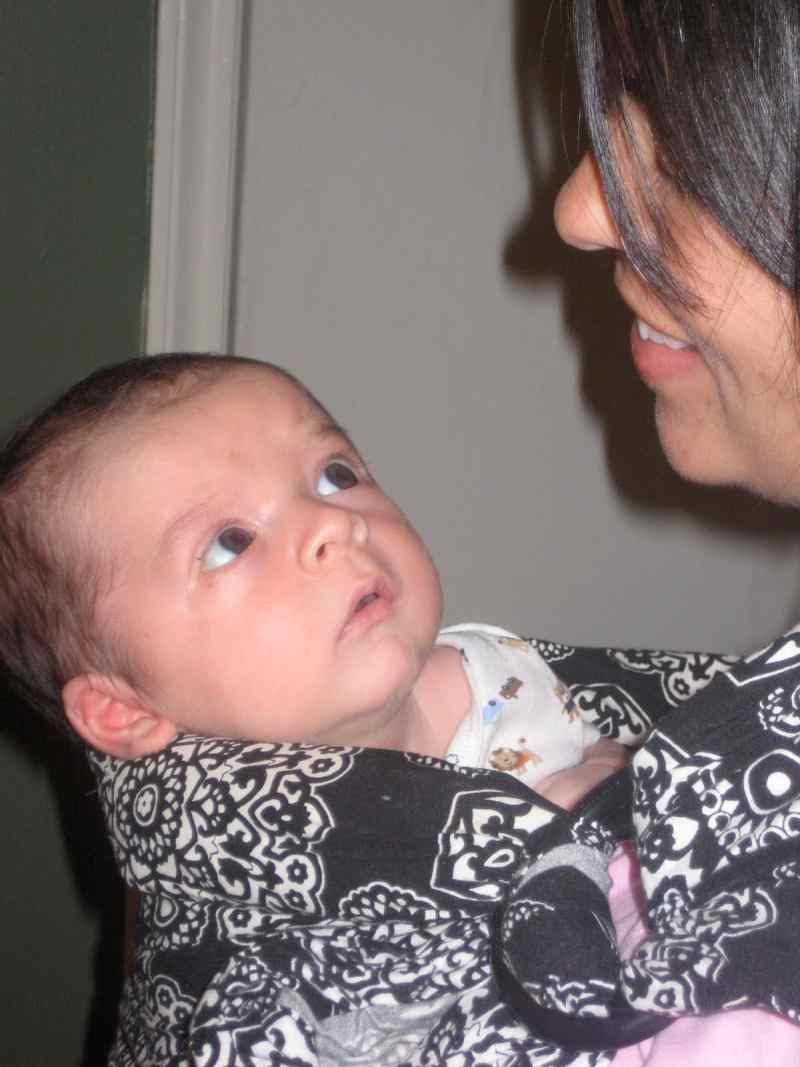 slingEZee for postpartum support