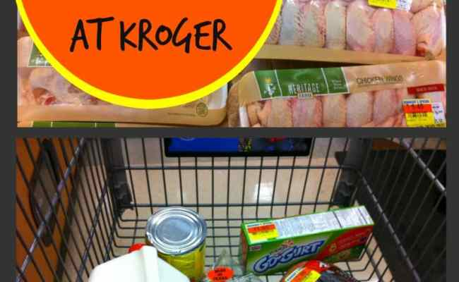 How To Save Money Shopping At Kroger Kirsten Oliphant