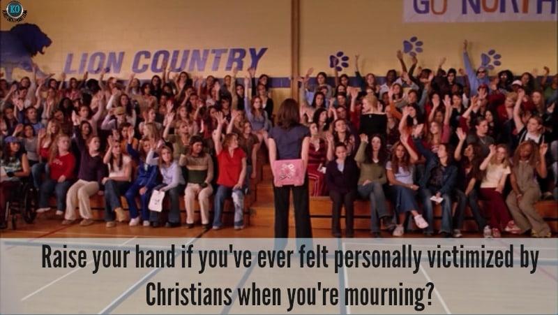 should christians mourn?