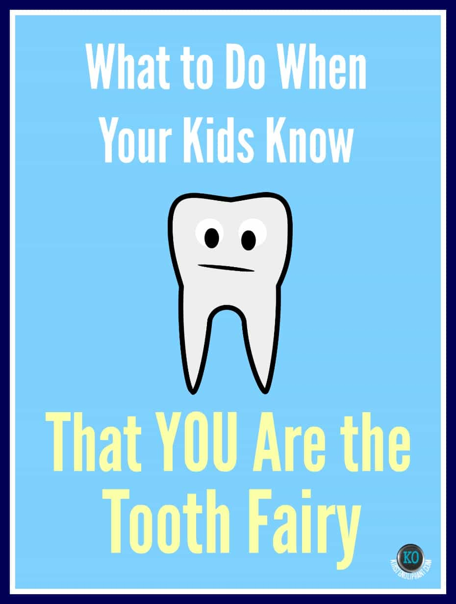 How to call a tooth fairy