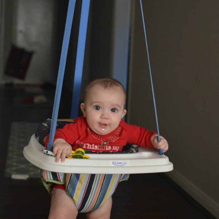 The Age of the Exersaucer