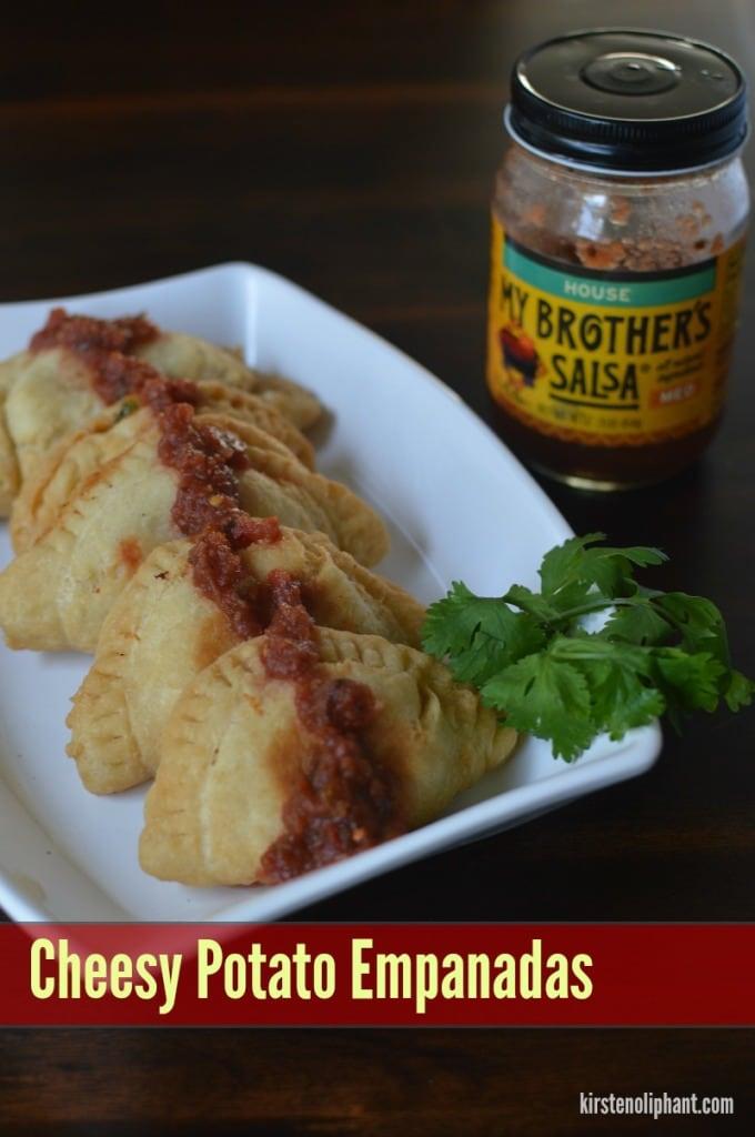 Recipe for Cheesy Empanadas