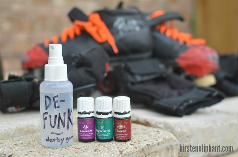 How to Clean Your Roller Derby Gear