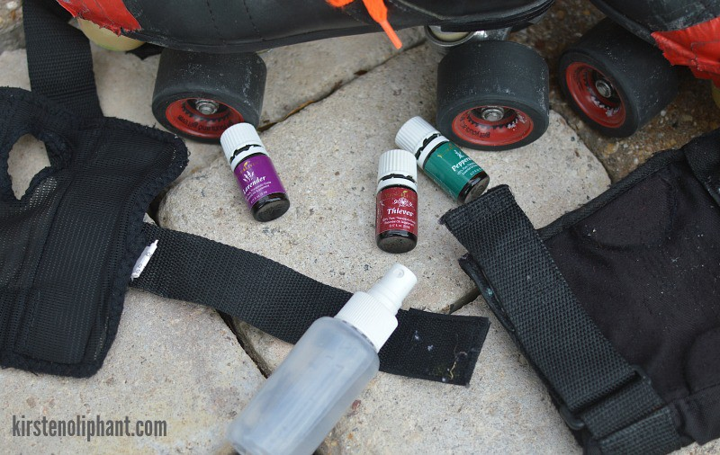 How to clean and de-funk your roller derby gear.