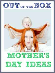 Don't like flowers or jewelry? Take a look at these alternatives to the normal mother's day gift ideas!