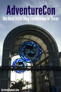 Why AdventureCon is the Best Little Blog Conference in Texas.