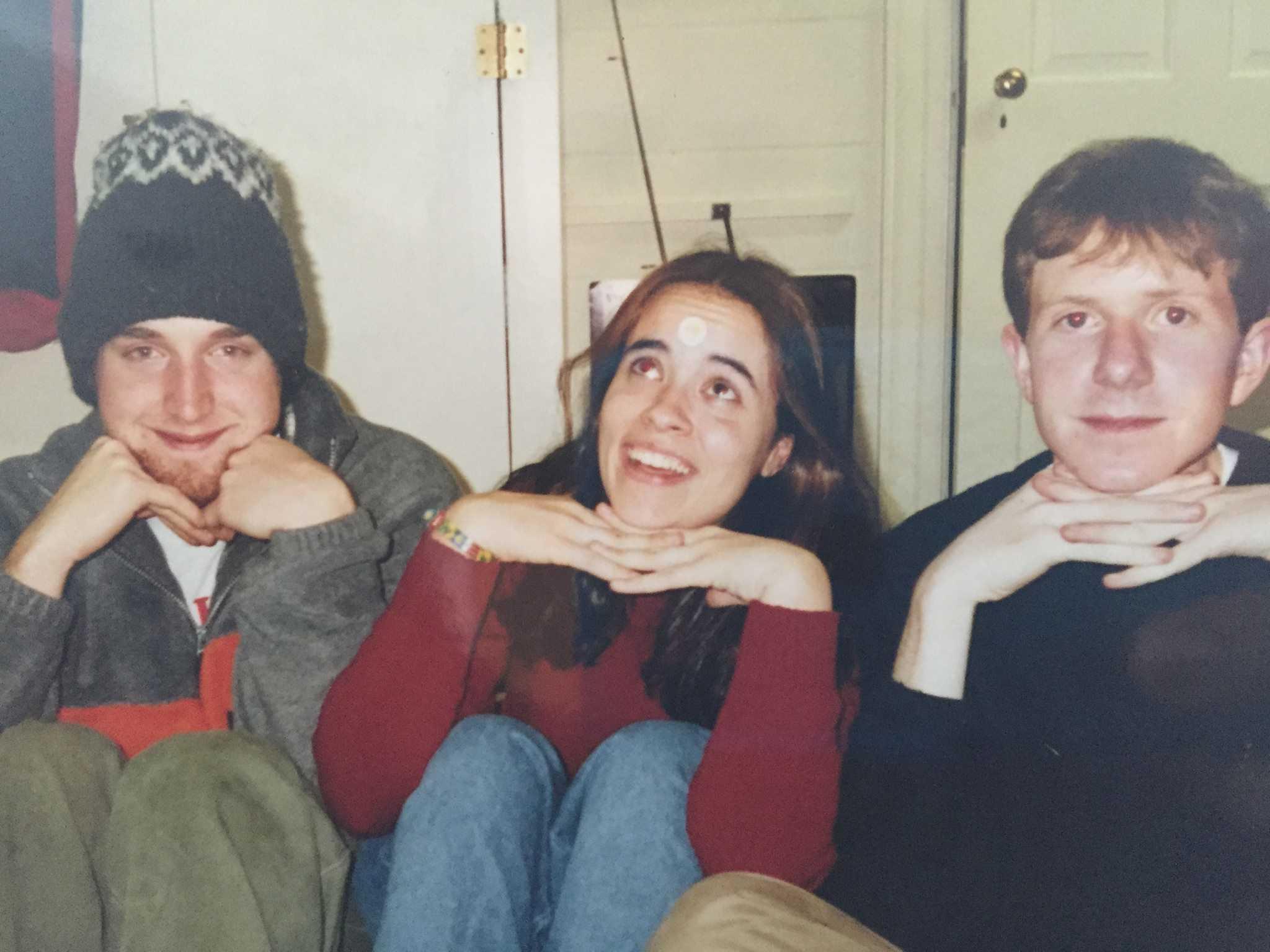 Kirsten in the 90s