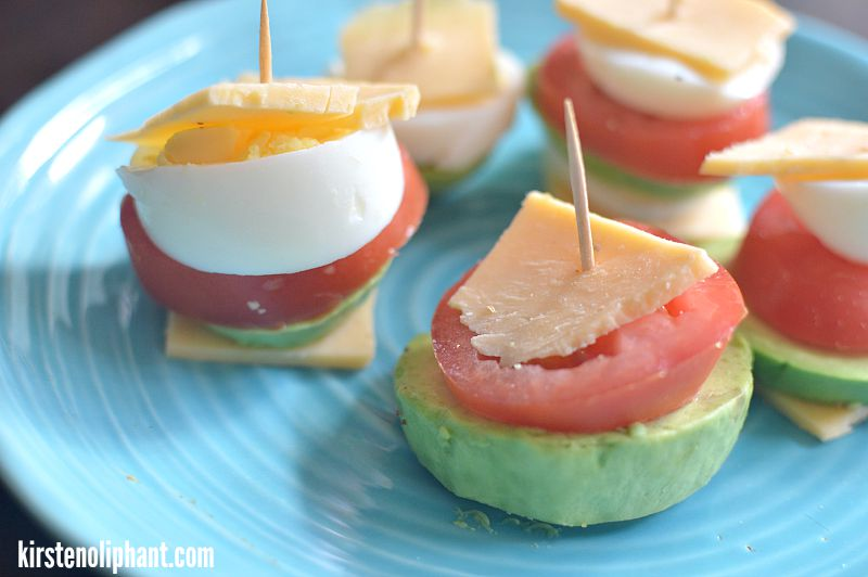 Try these egg stacks from Lone Star Eggs here in Texas! #ad #yum