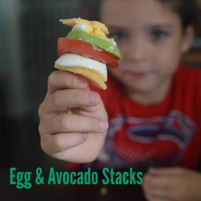 Snack Time with LoneStar Eggs