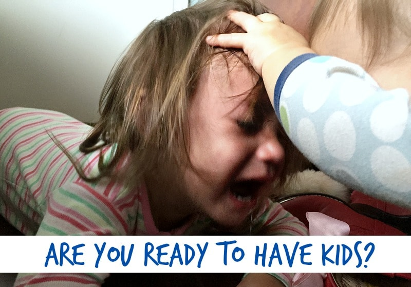signs you are ready for kids