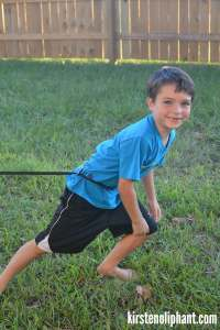 I swore I would never put my child on a leash. Here's why I did.