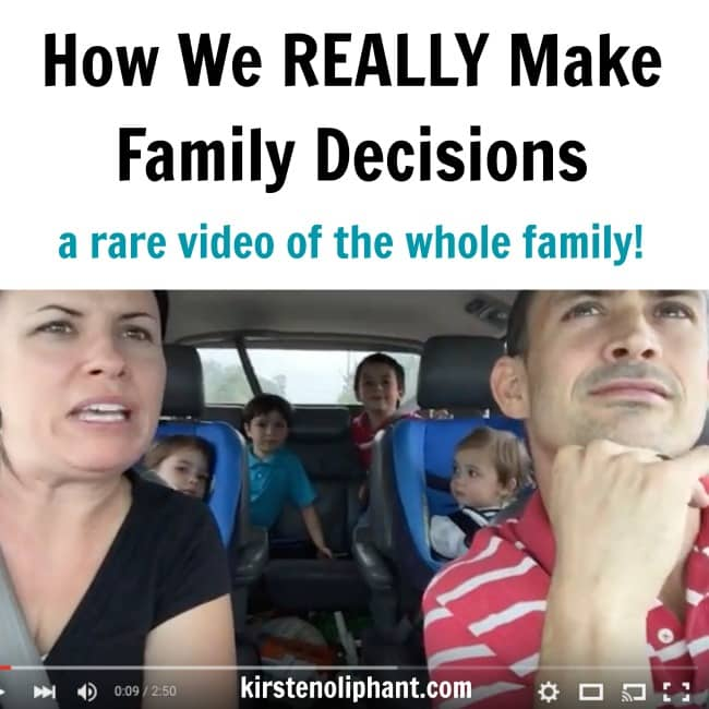 family decisions featured