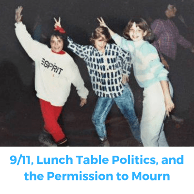 9/11, Lunchtime Politics, and the Right to Mourn
