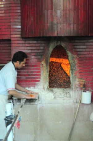 iransk bager
