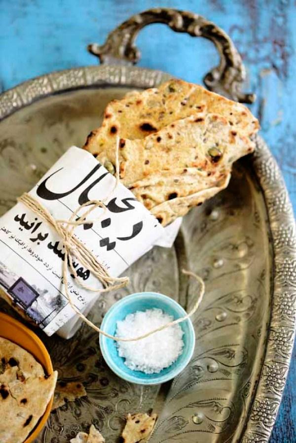 iransk fladbrød 2