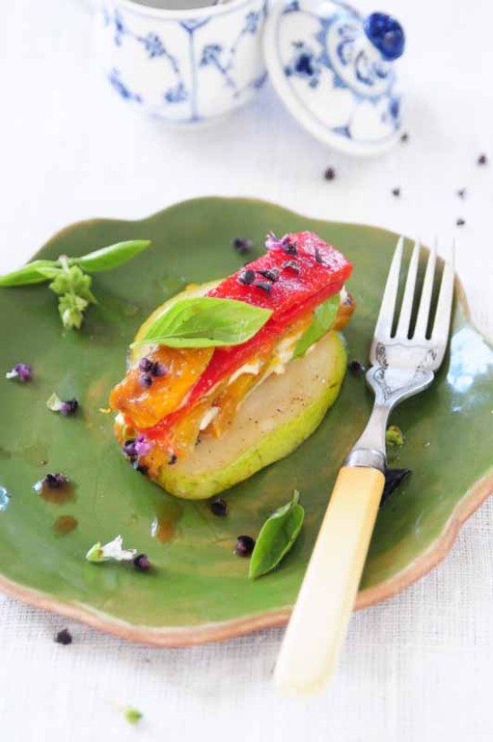 peberfrugt på pære