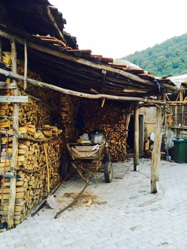 Makedon.brændestabel