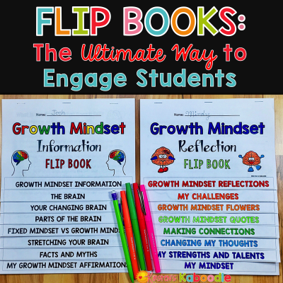 Flip Books: The Ultimate Way to Engage Students