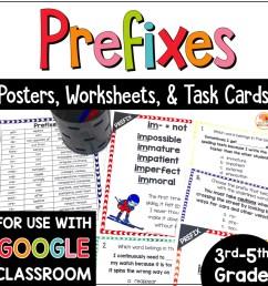 Prefixes Posters [ 1000 x 1000 Pixel ]