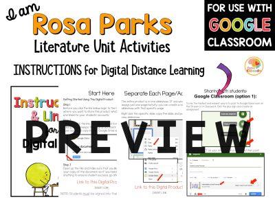 i-am-rosa-parks-literature-activities