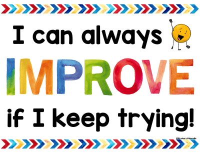 Are you looking for affirmations to hang up in your classroom? Are you also teaching your students about growth mindset? These watercolor growth mindset affirmations are perfect for your primary classroom!