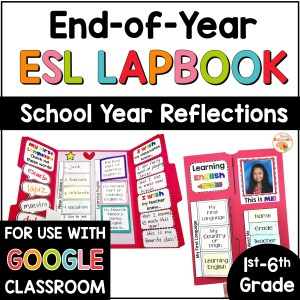 end-of-year-esl-lapbook