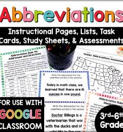 Abbreviations Activities: Rules [ 1000 x 1000 Pixel ]