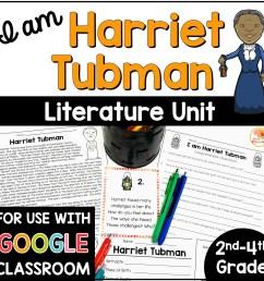 I am Harriet Tubman by Brad Meltzer [ 2400 x 2400 Pixel ]