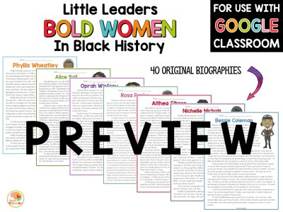 little-leaders-bold-women-in-black-history-biographies