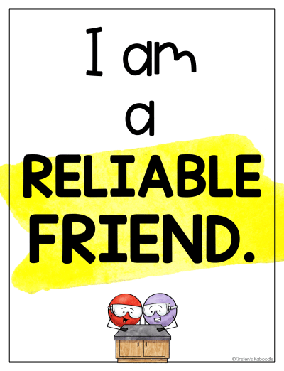 Positive Affirmations Posters and Cards: Full Color Watercolor Version