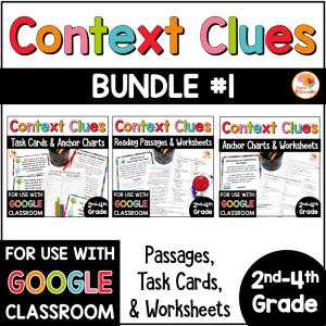 Context Clues Bundle 1 COVER